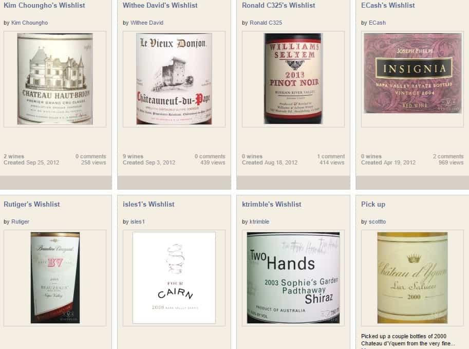 cellar management app VinCellar