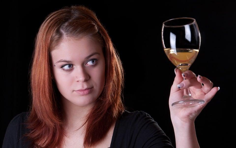 female wine collectors