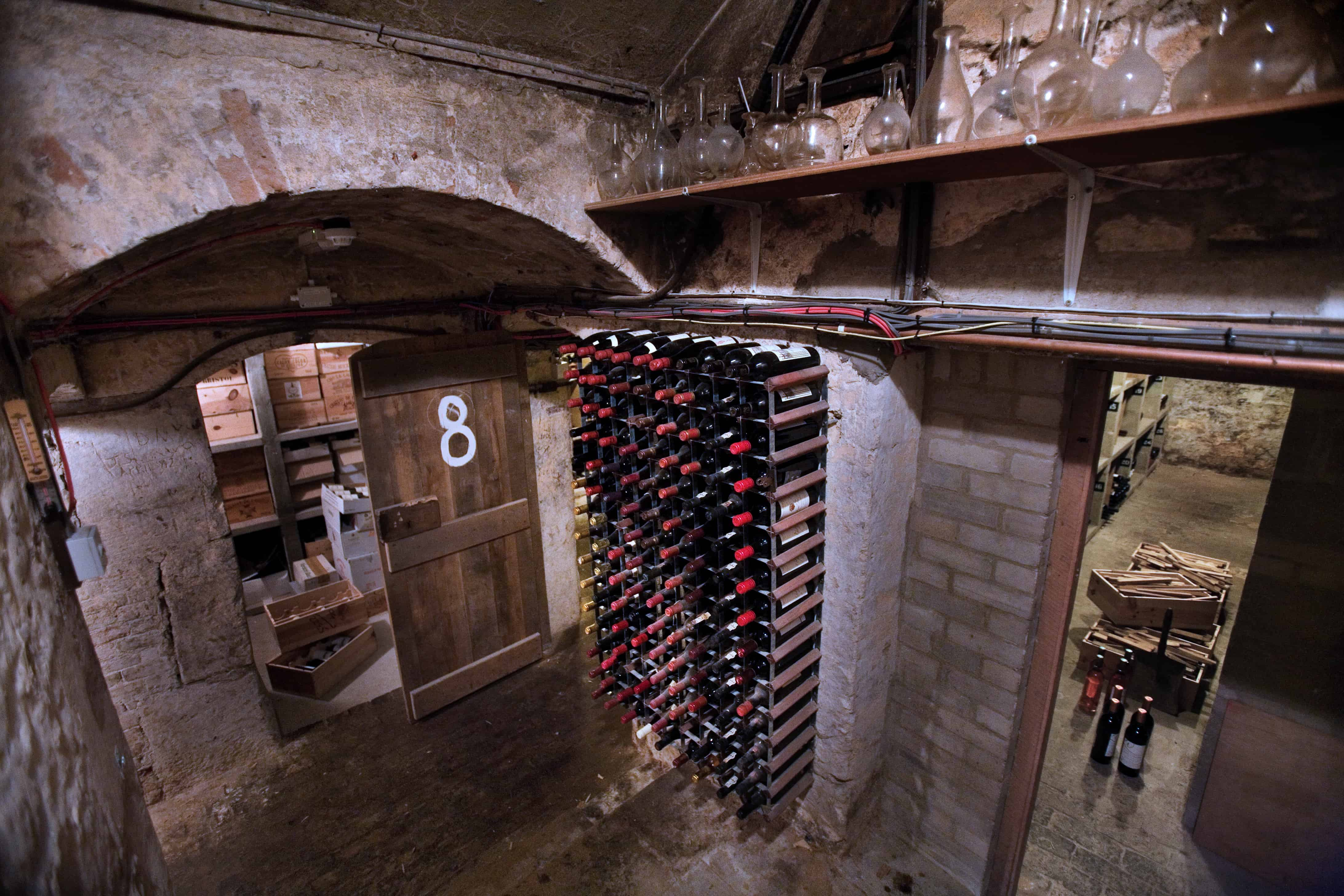 how to build a food cellar