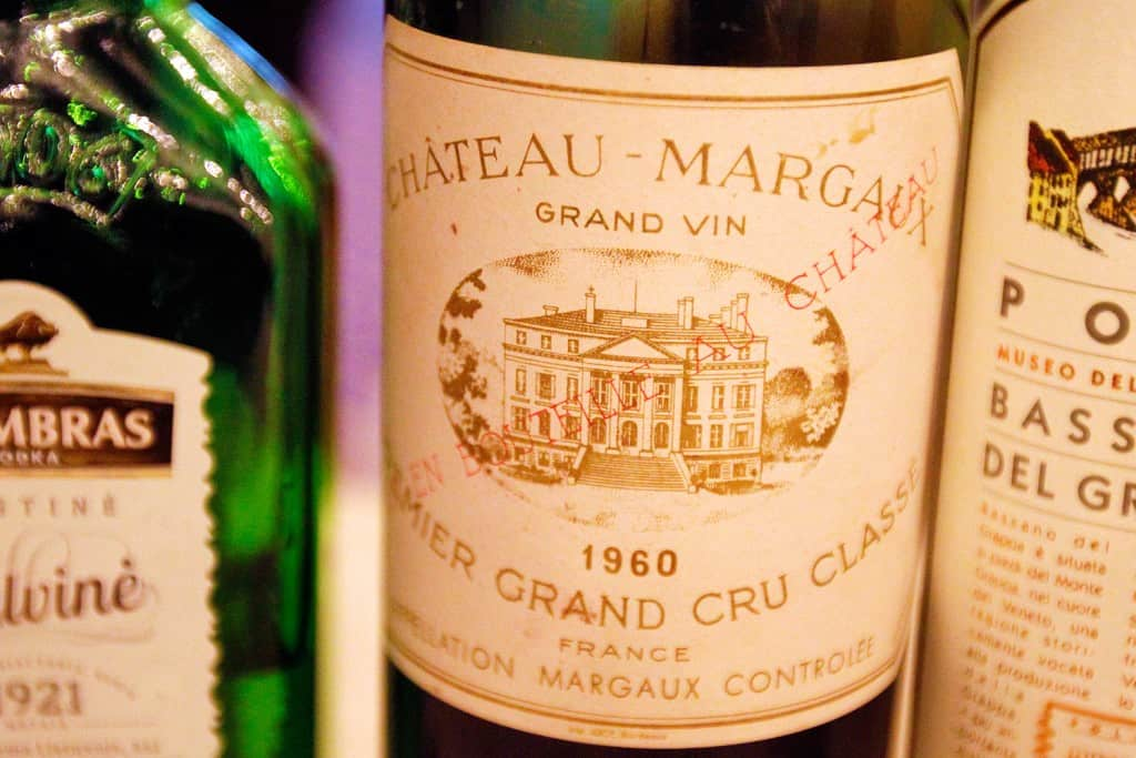 When you inherit a fine bottle of wine like Margaux, you need a great consignment service to legally sell your wine to the widest audience of Margaux fans. Photo Credit: Augustas Didžgalvis