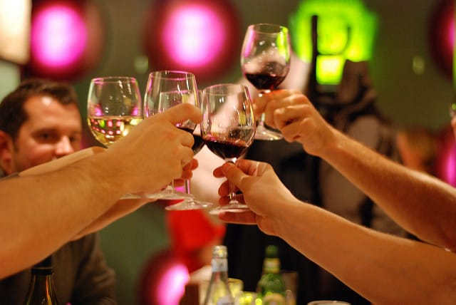 drinking bad wine with social grace  wine etiquette for dinner parties