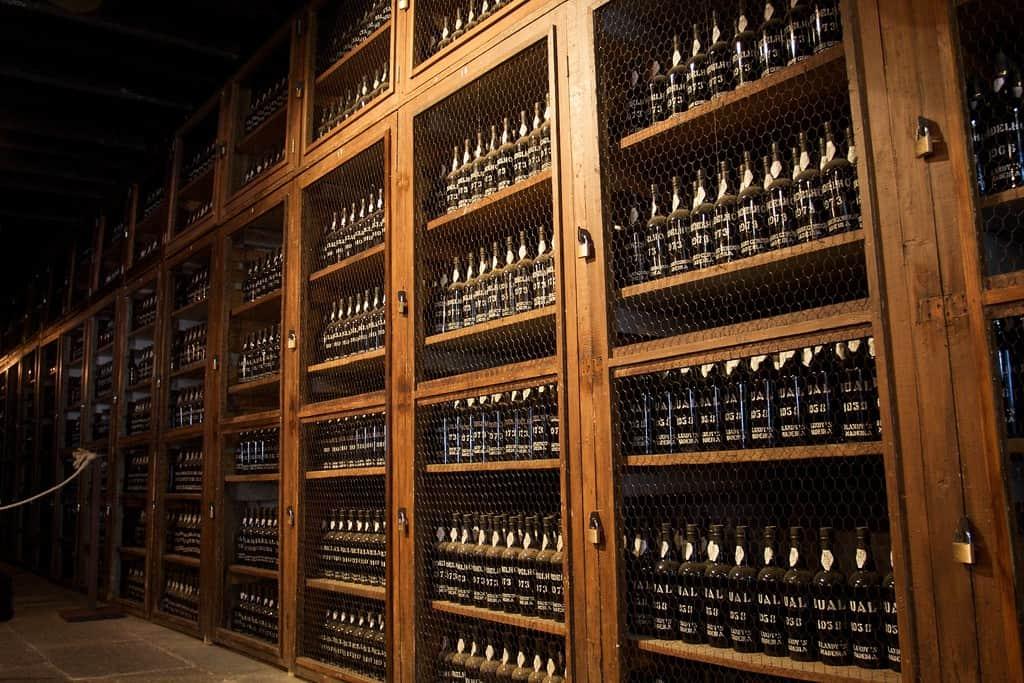 Full-Service Wine Storage