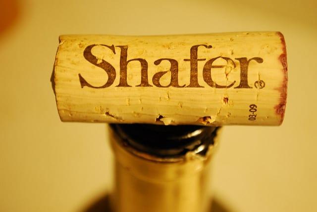 Shafer Cabernet Sauvignon Hillside Select