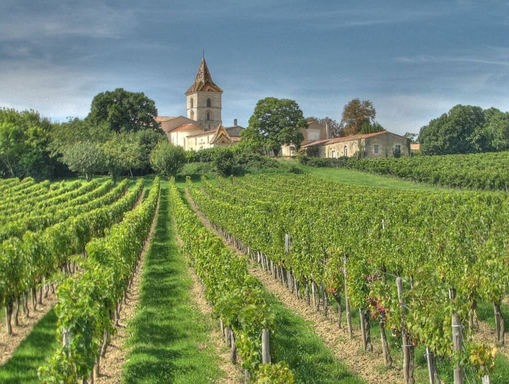 2015 Bordeaux Wine Trends