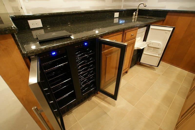 Wine Fridge Or Wine Cellar Don T Get Stuck With Storage