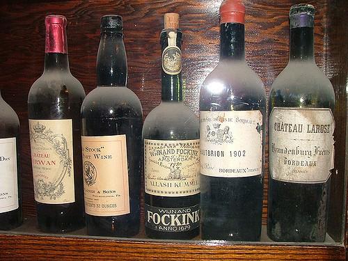 Trophy Bottle