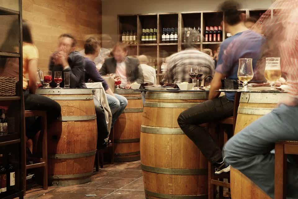 Environmentally-Friendly Wine Storage