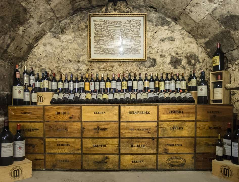 Risks of a Home Wine Cellar