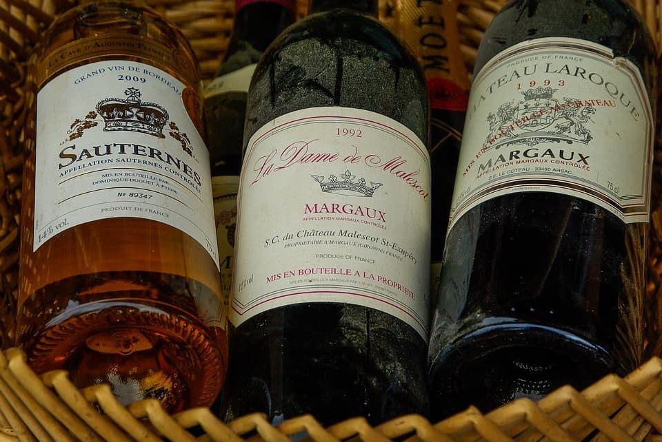2016 Bordeaux harvest