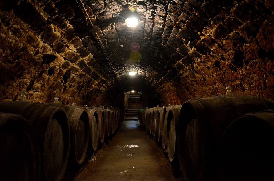 Halogen Lights Damage Wine