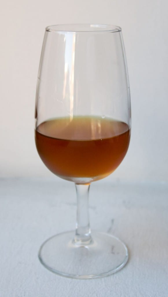 identifying premature oxidation white burgundy