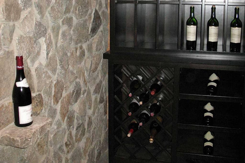 how do I build a wine cellar