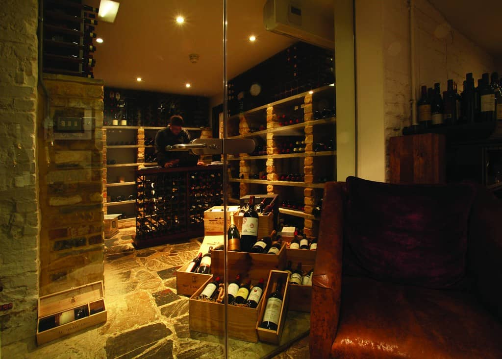 wine storage options and the size of my collection