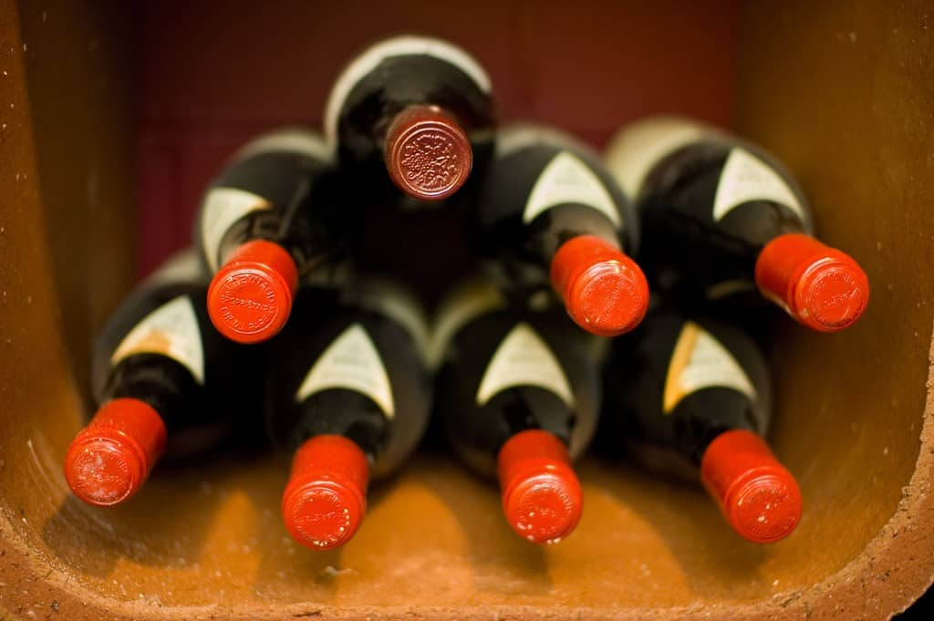 how often should I organize my wine cellar