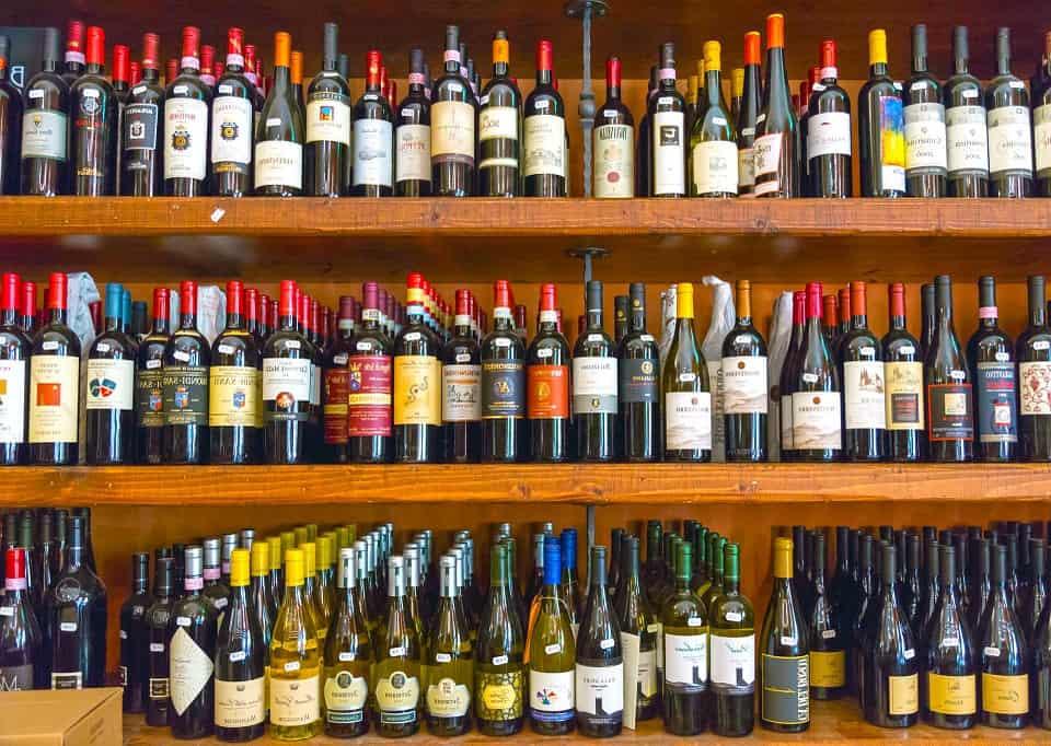 Wine Prices Around the World