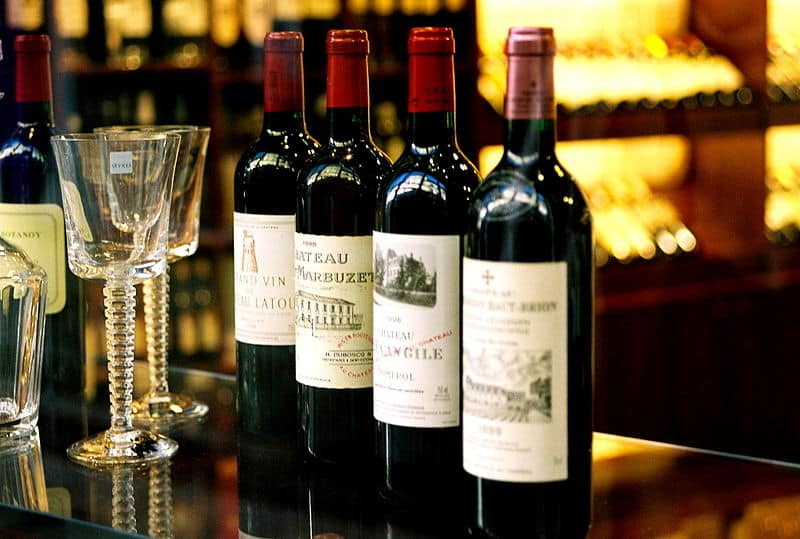 Wine Investment Advice