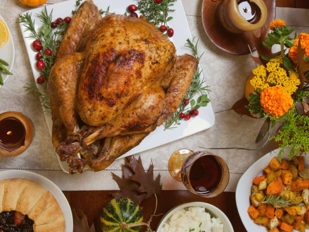 Pairing wine with Thanksgiving turkey