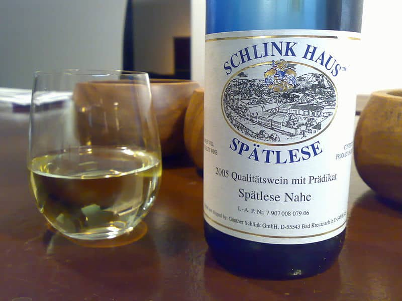 How to Read a German Wine Label