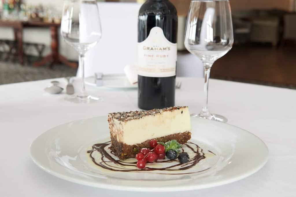 Dessert Wine Pairing