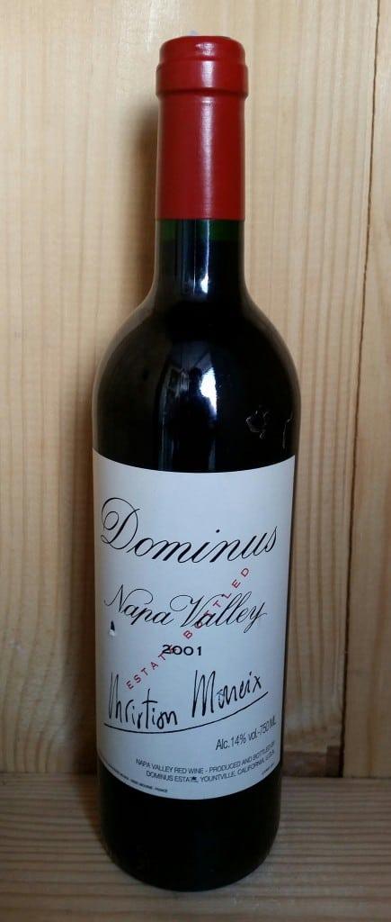 Dominus Wine Scores