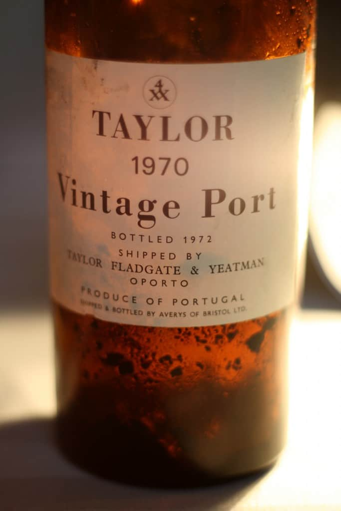 To sell port wine, know the vintage and producer