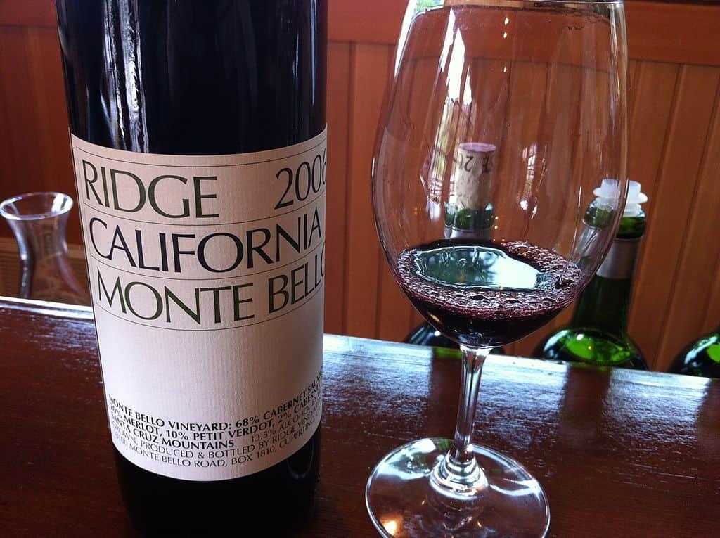 best Ridge wine