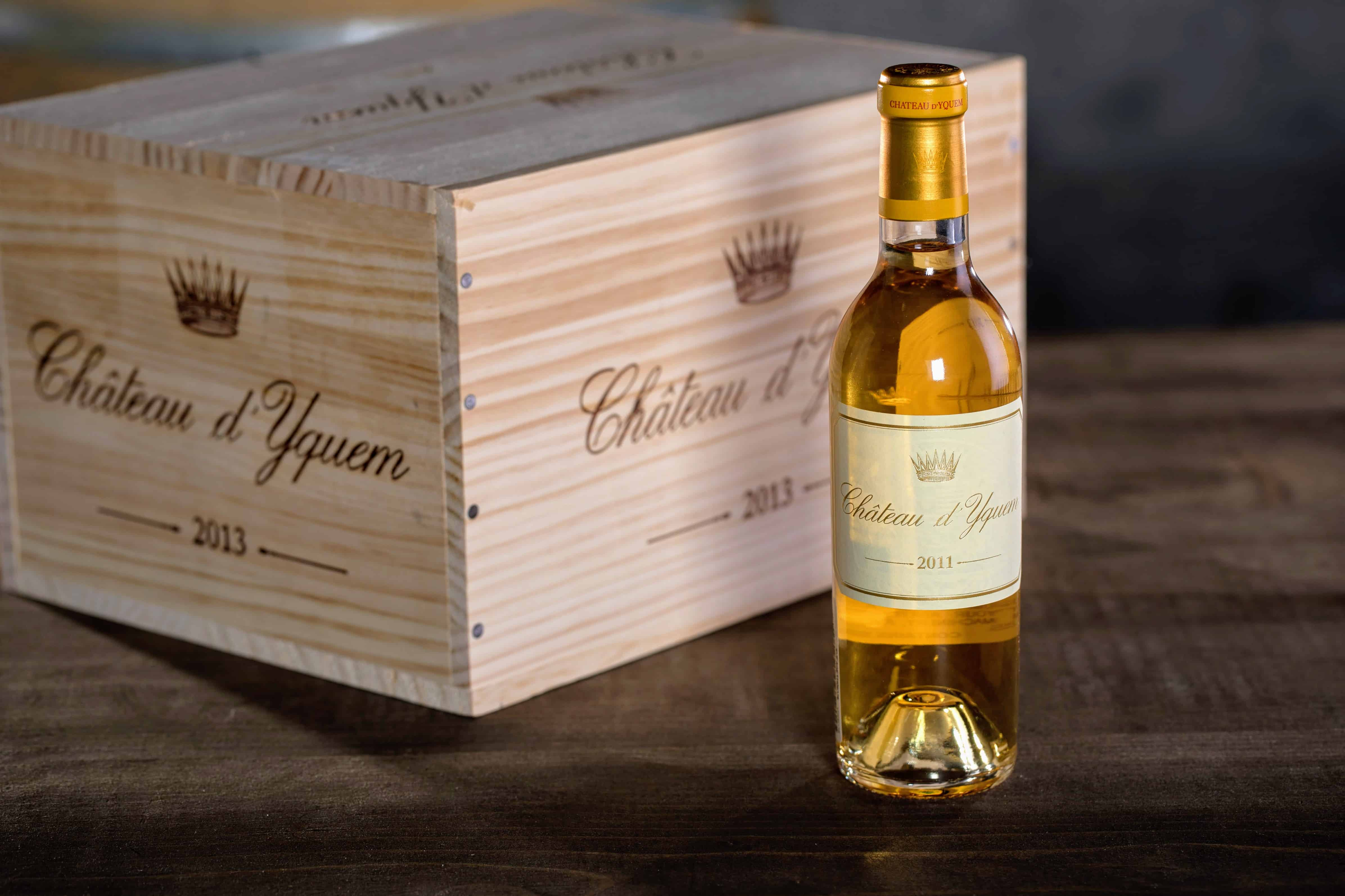 There are many great Château d'Yquem food pairings