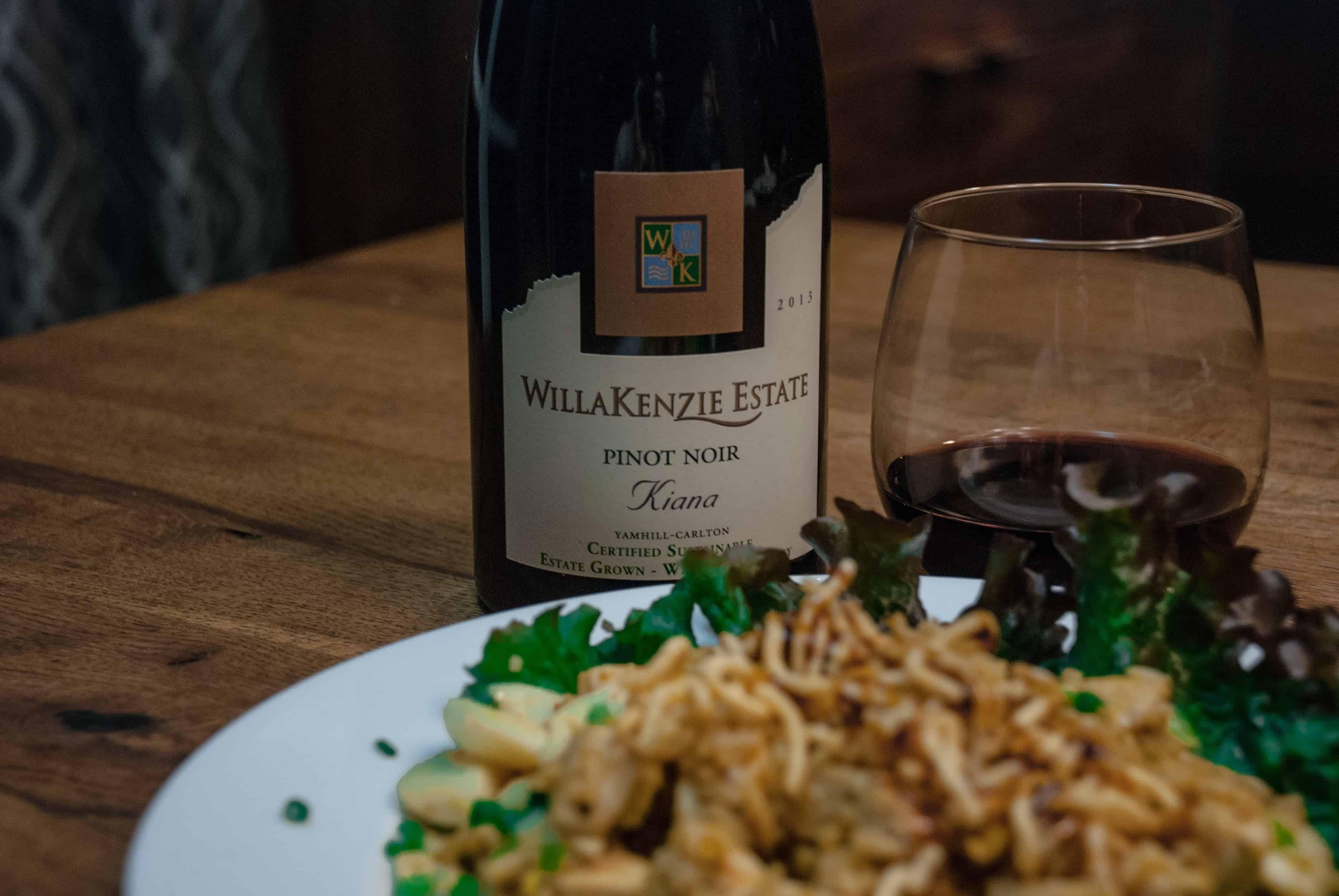 Pinot Noir food pairing allows plenty of creativity.