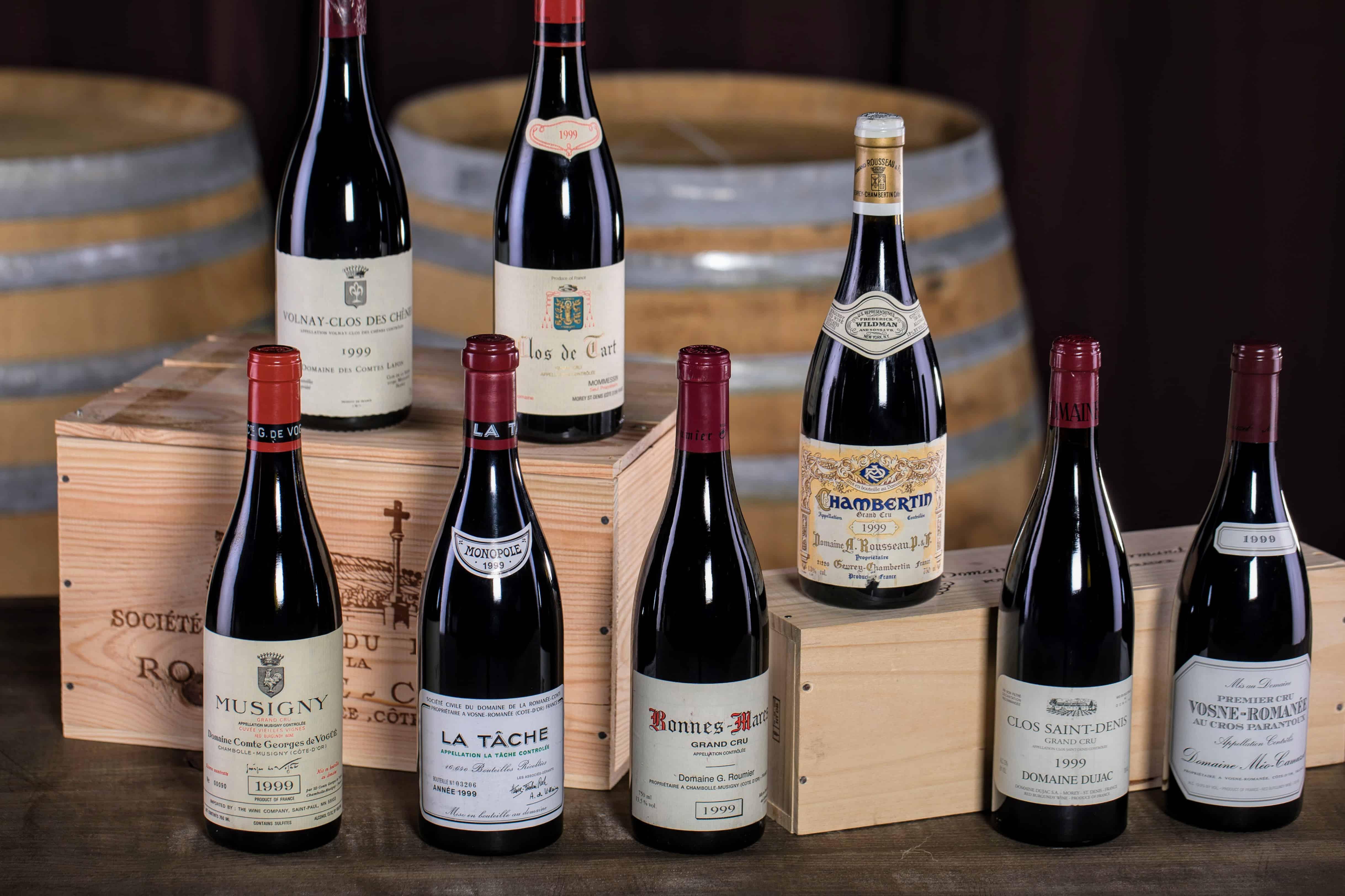 DRC and Clos de Tart make some of the best grand cru Burgundy.