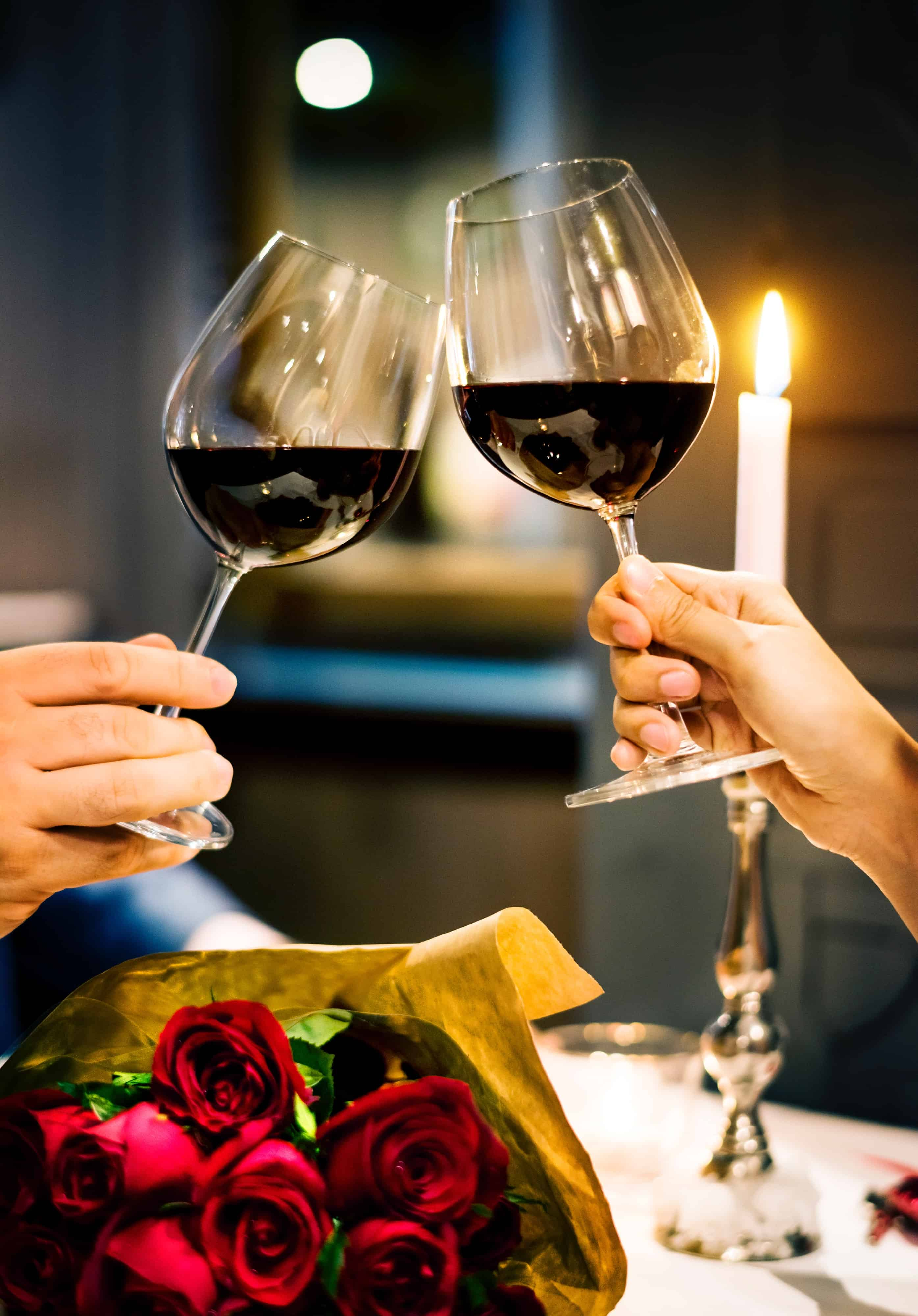 Wine as an anniversary gift is a great choice