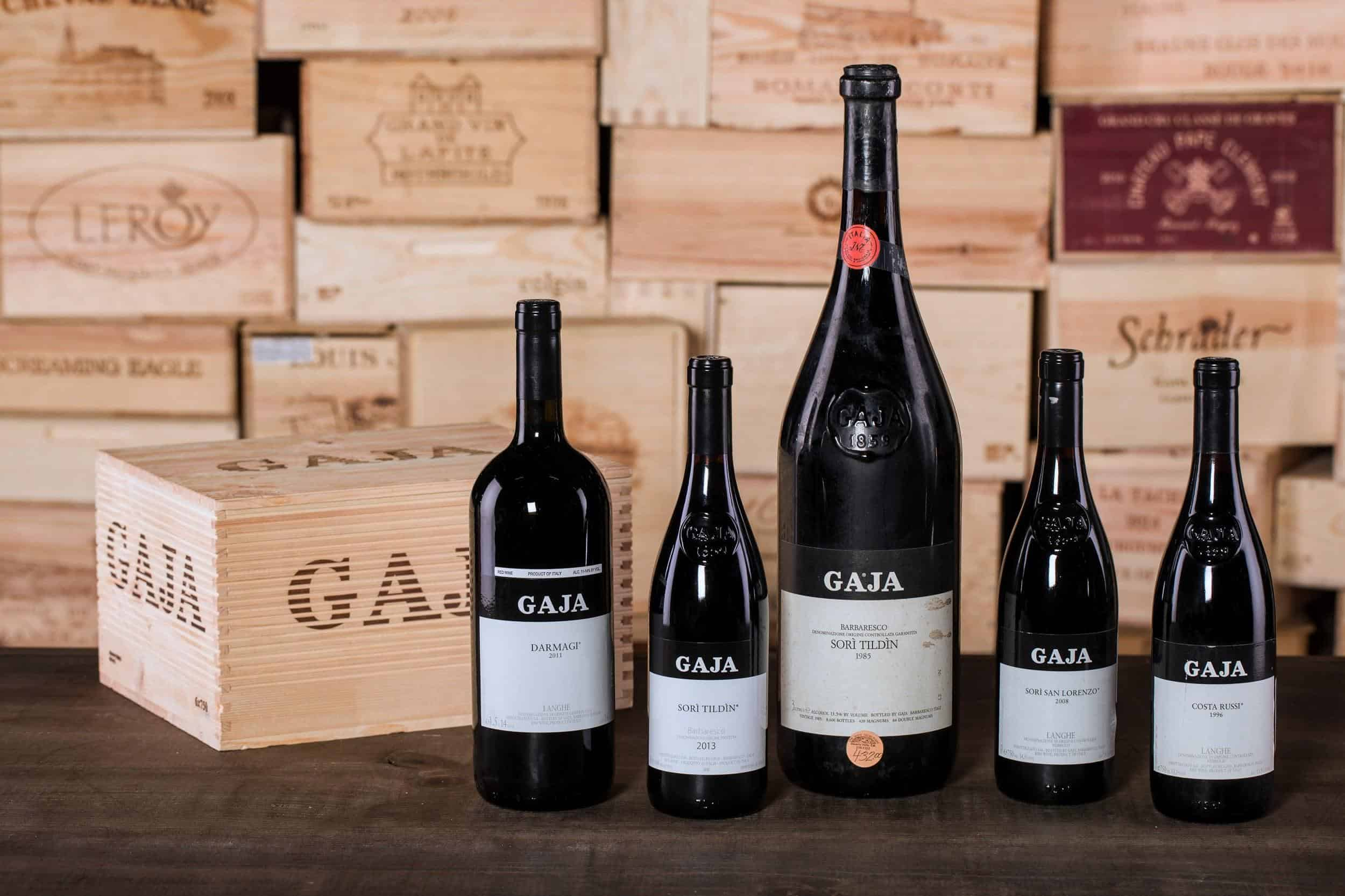 Gaja produces some of the best Langhe wines