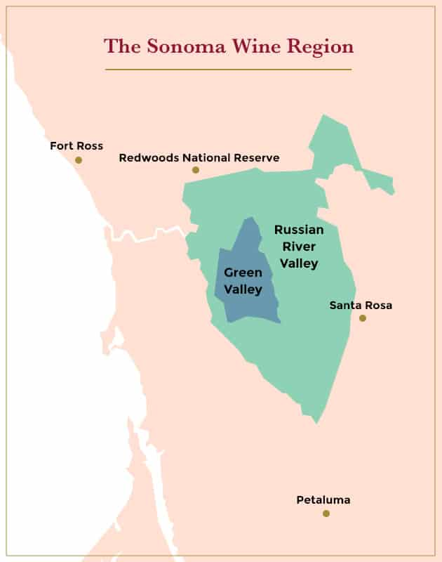 Your Guide To The Russian River Valley Wine Region Vinfolio Blog