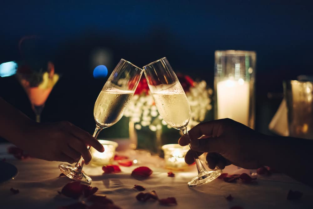 Perfect Valentine's Day wine and food pairings make a meal more memorable