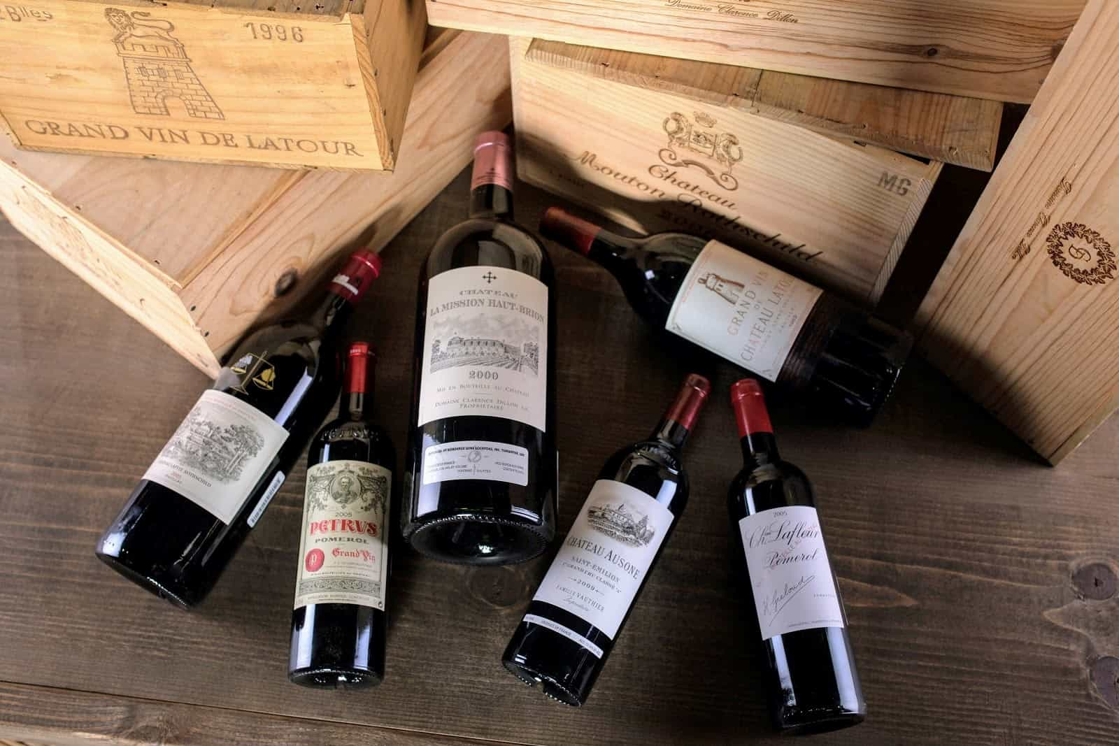 Investing in Bordeaux Wine