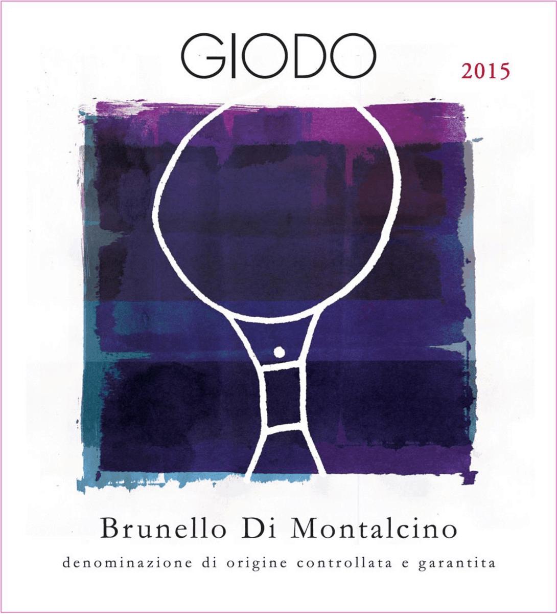 Giodo made an excellent 2015 Brunello di Montalcino.